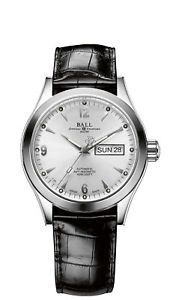 BALL Engineer II NM2026C-L5J-WH Men's Ohio Automatic Swiss Made Watch w/ Day-...  | eBay