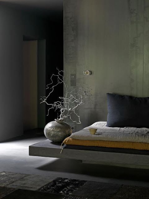 153 best images about dark interiors on pinterest lamps for Zen bedroom designs