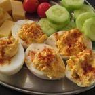 Foto recept: Tom's gevulde eieren