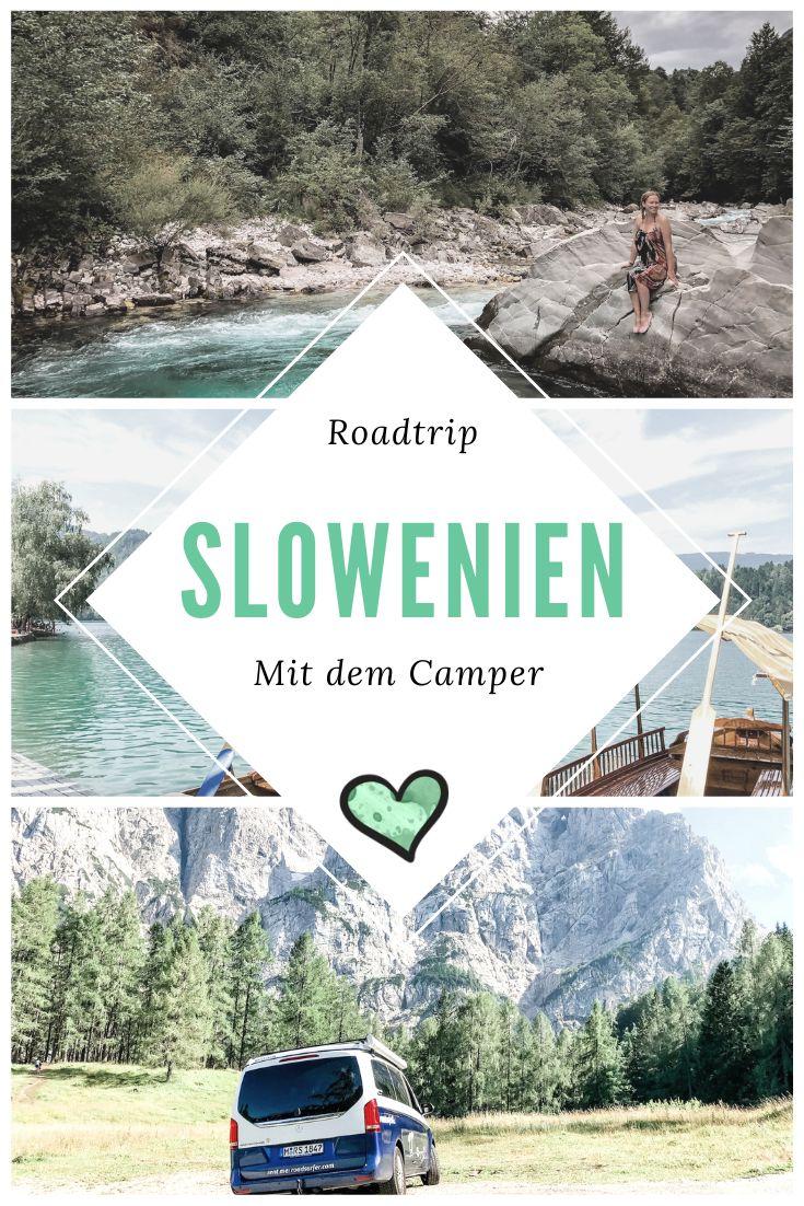 Slowenien Roadtrip Mit Dem Camper Durch Den Balkan Teil 1