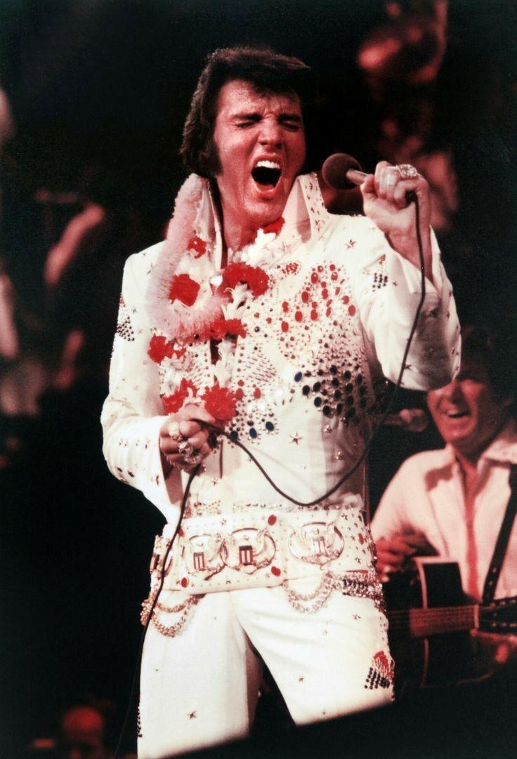 Elvis Presley Aloha from Hawaii 1973