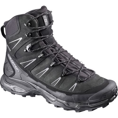 Salomon Men's X Ultra Trek GTX Hiking Boots (BlackGrey