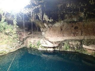 Cenote Zaci- Valladolid