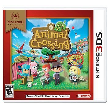 Nintendo Selects: Animal Crossing™: New Leaf (Nintendo 3DS)