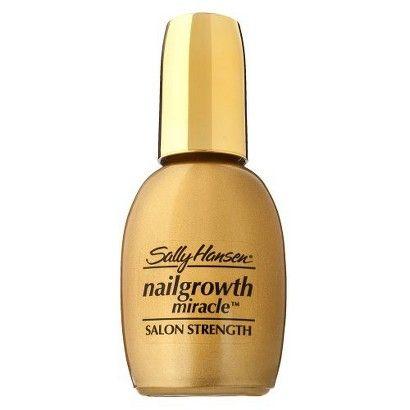 Sally Hansen Nail Treatment Nailgrowth Miracle