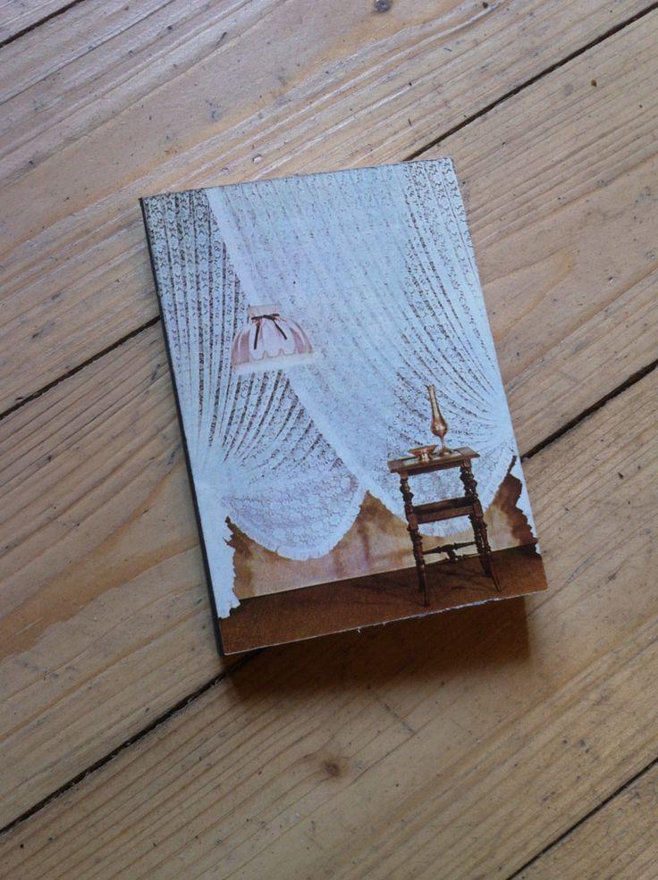 Vintage Notizbuch von PLUNDERWUNDER auf Etsy