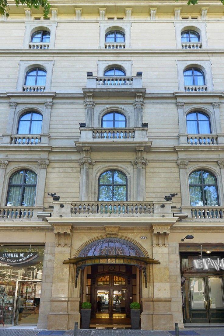 Hotel Granvia - Barcelona, Spain