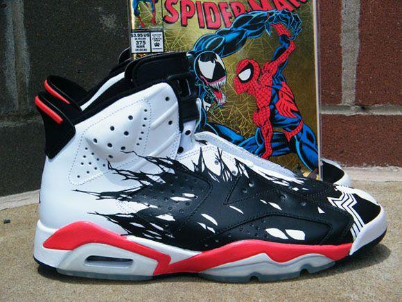 899ebfab6aad Hight Quality Nike Air Jordan 6 Cheap sale Aloha Customs by Kick ...