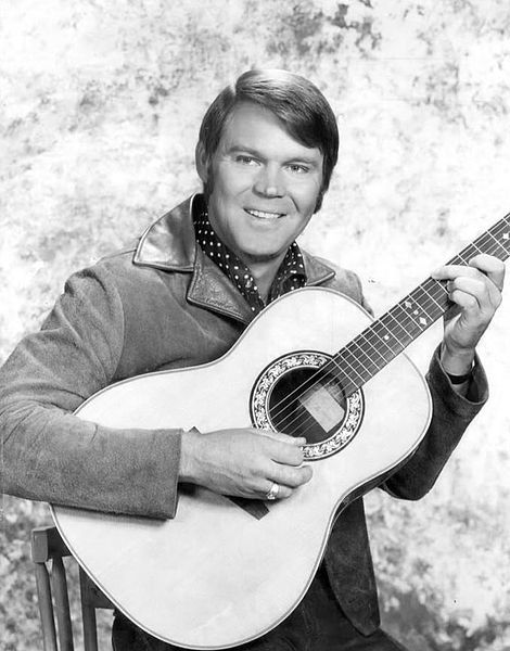 Glen Campbell                                                        I am a lineman for the county ,