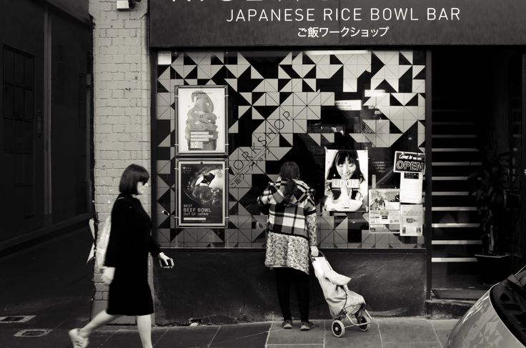China Town, Melbourne - 03/05/2016 - Georgia Urquhart --- Black and white version of one of the finals. I was testing to see how it cam cup but i didn't like how it lost definition and meaning. The red in the initial photo was what made it special.
