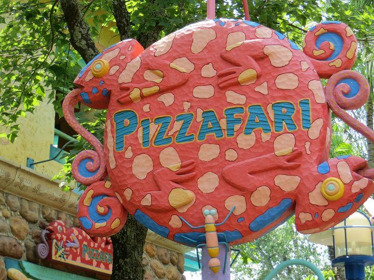 The Art of Pizzafari Animal kingdom disney, Art, Disney