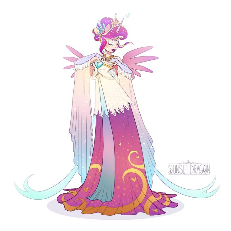 Princesa Cadance by Flying-Fox