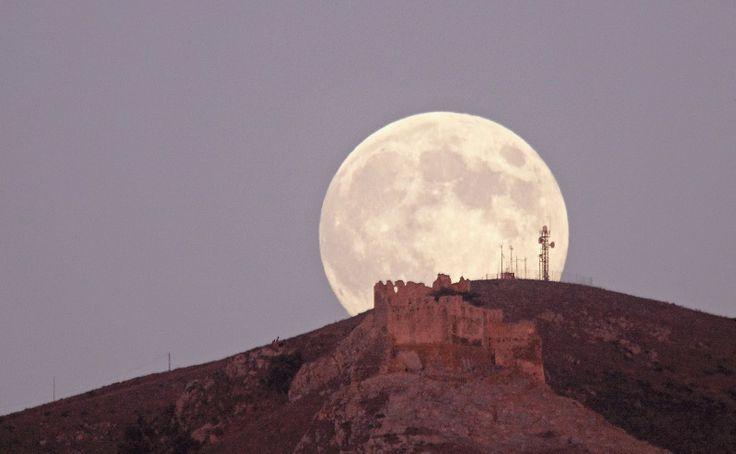En Güzel Ay Fotoğrafları-3