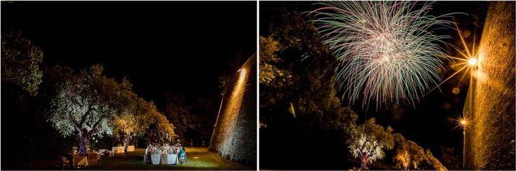 Voordeel van trouwen in het buitenland: niet moeilijk doen over vuurwerk! Italiaanse bruiloft van Onno & Saskia - Girls of honour