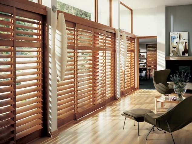 hunter douglas shutters maybe in black as a room dividerwall sliding glass doorsliding