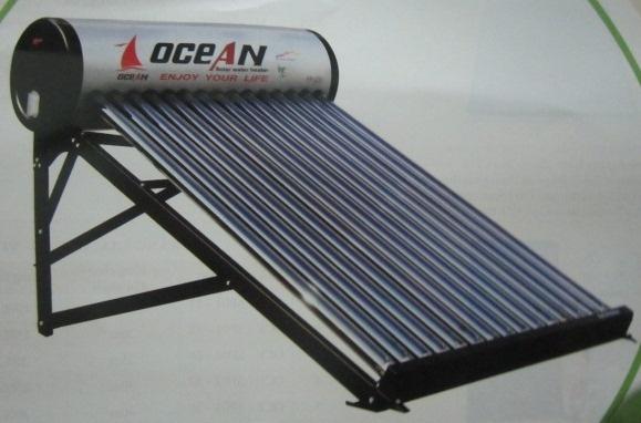 Máy nước nóng năng lượng mặt trời nhập khẩu