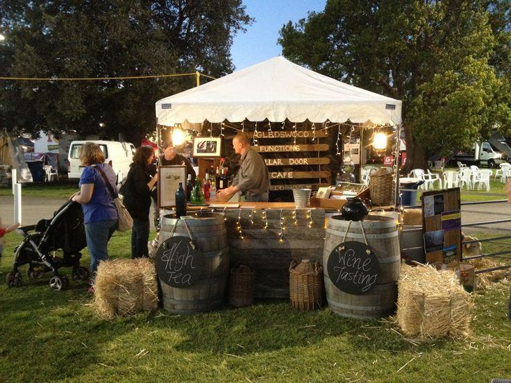 Rustic Country Market Stall Gledswood Homestead Amp Winery Catherine Field Gledswoodau