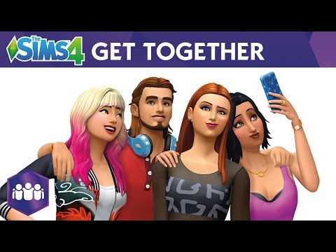 The Sims™ 4 Get Together - Official Site