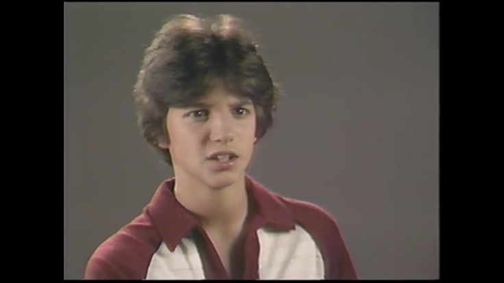 I screenshotted this from a youtube interview haha- Ralph Macchio                                                                                                                                                                                 More