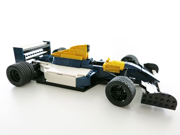 Lego cars by  Bob Alexander