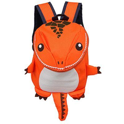 Dinosaur Backpack For Boys Children backpacks kids kindergarten Small SchoolBag Nylon Backpacks Cute animal prints Travel bags