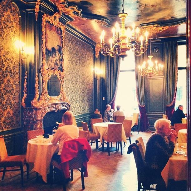Lunchroom at Tassenmuseum Hendrikje #Amsterdam; Marjan Ippel @Marjan Ippel