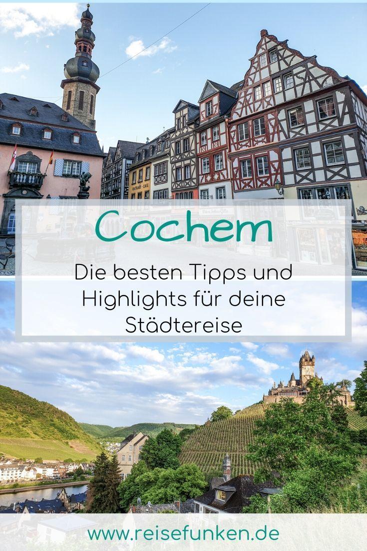 Cochem   Die besten Tipps für eine Städtereise an der Mosel in ...