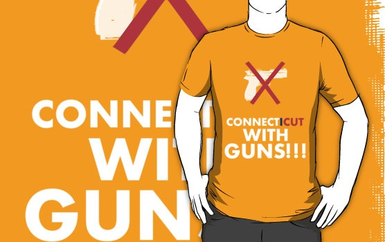 CONNECT... I CUT WITH GUNS!!!  by karmadesigner