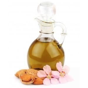 Cómo hacer aceite de almendras