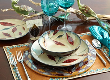Pier1: Dinnerware & Place Settings