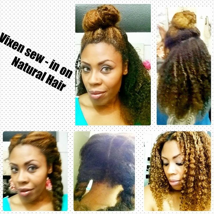 Fabuleux 52 best Tissage crépus images on Pinterest | Kinky straight hair  GQ98
