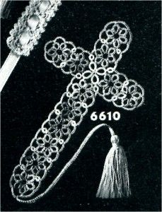 My great grandma did these all the time..free pattern...maybe I will take up tatting for a bit again....