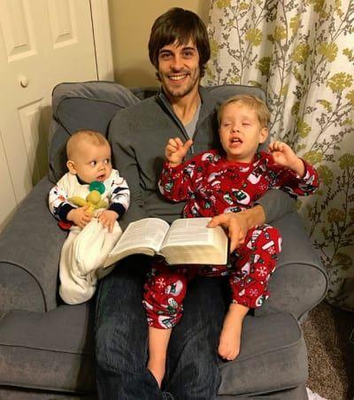 Derick Dillard: My Kids Dont Need Picture Books They Need Jesus!