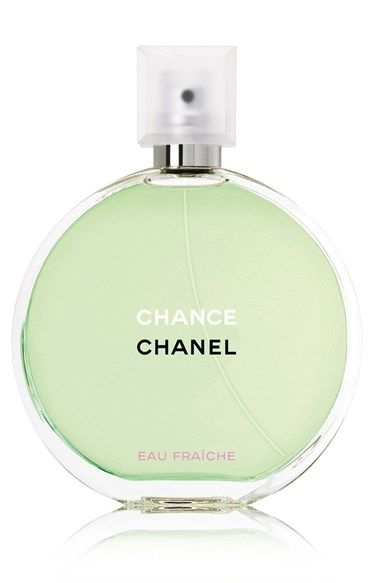 Free shipping and returns on CHANEL CHANCE EAU FRAÎCHE  Eau de Toilette Spray at Nordstrom.com. CHANCE Eau Fraîche, an intriguing incarnation of the unexpected fragrance, now takes on a sparkling freshness. The unexpected floral bursts with a lightness and zest as notes of citrus, Water Hyacinth and Jasmine Absolute are highlighted and energized with woody notes of Amber of Patchouli and Fresh Vetiver.