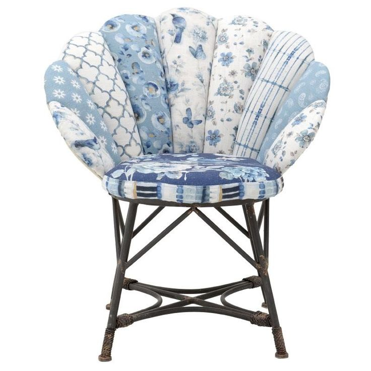 Fabric Arm Chair - Armchairs - FURNITURE - inart