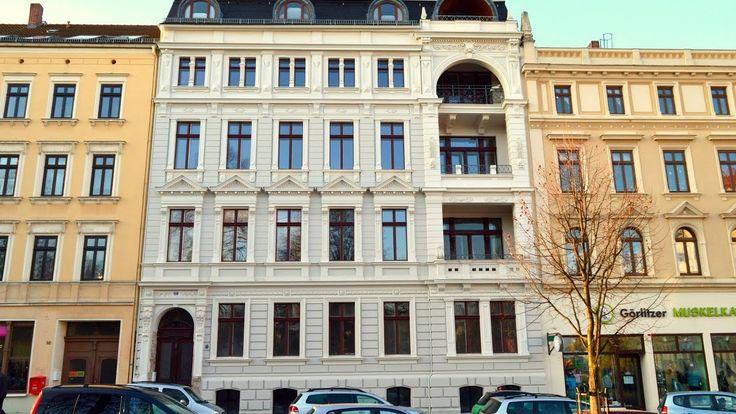 Mietwohnung 5 Raum Wohnung 02826 Görlitz Jakobstrasse - FT Immobilien