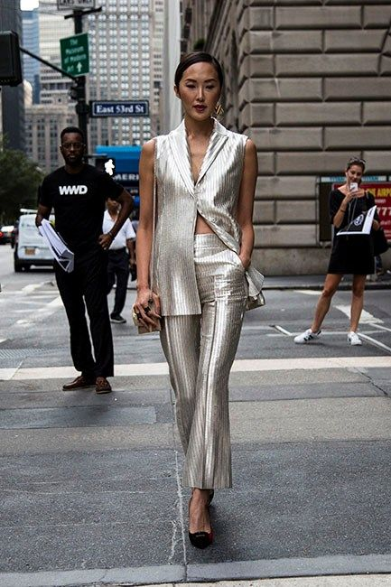 nyfw street style day 1 ss17 fashion month - Image 37