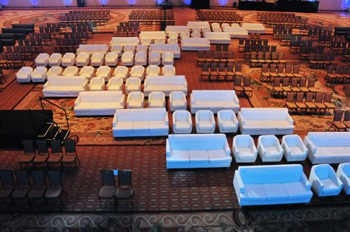 Unique Seating And Arrangement To Spice The Seminars Up