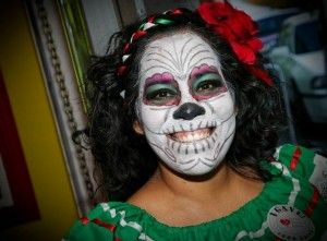 Help the Utah Food Bank this fall, and also help your own belly too, with great food and drinks at Rico's Day Of The Dead event.