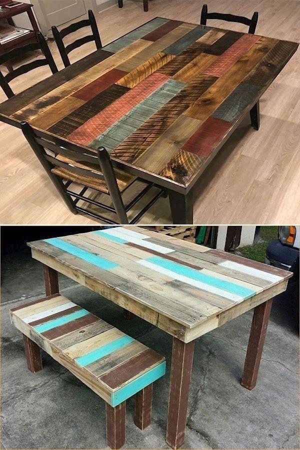 Pallet Furniture Blueprints | Pvc Pallet | Garden Bench ...