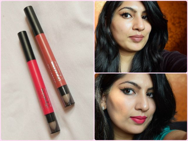Maybelline Lip Gradations Look