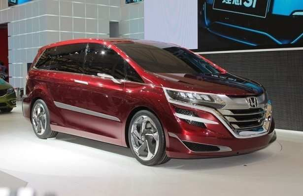 Honda Odyssey 2020 Australia Car Wallpaper 4k Honda Odyssey New Honda Odyssey Honda