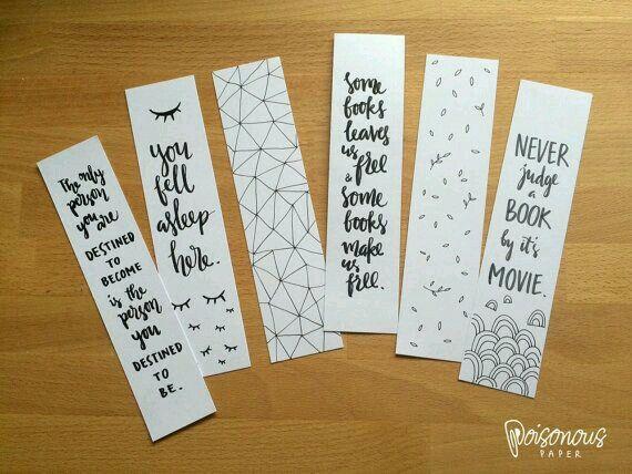 26++ Handmade paper bookmark ideas trends