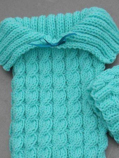Вязание спицами для детей, новорожденных — мастер классы на сайте myknits.ru