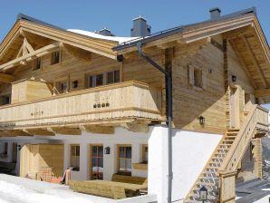 Ferienwohnung Chalet in Hochkrimml für 6-14 Personen