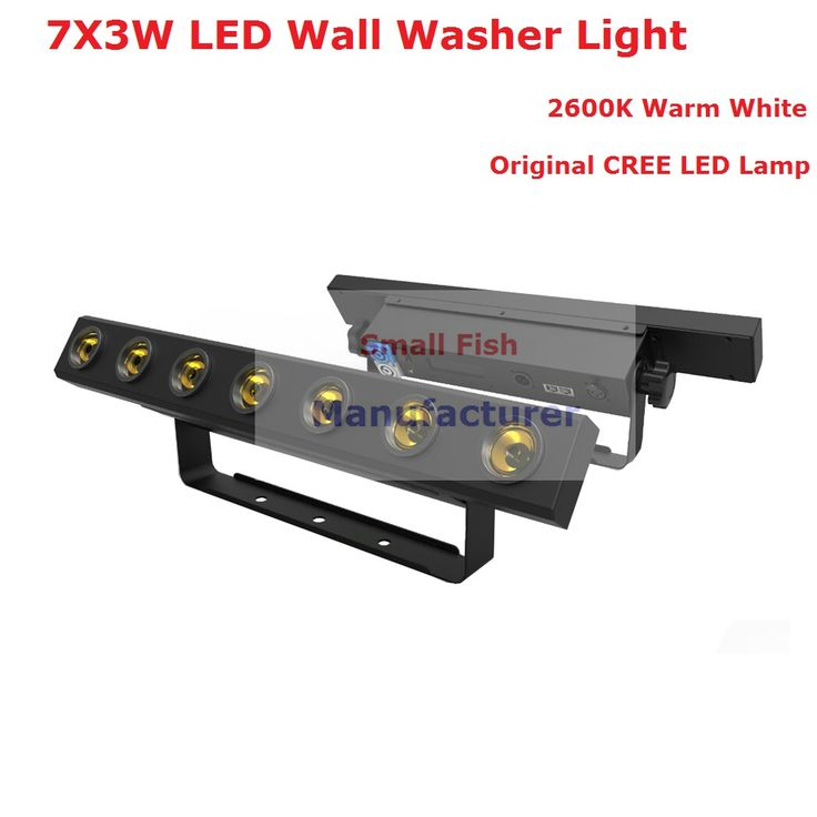 ==> [Free Shipping] Buy Best Fast Shipping 2017 Led Wall Washer Light 7X3W Warm White LED Line Bar Beam Wash Strobe Lights For Party Wedding Events Lighting Online with LOWEST Price | 32792917325