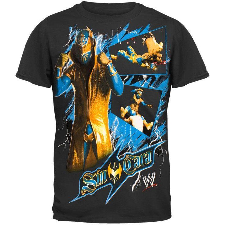 WWE - Sin Cara Faceless One Youth T-Shirt