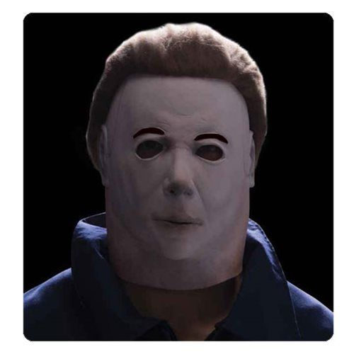 Halloween 5 Michael Myers Deluxe Latex Mask - Rubies - Horror: Halloween - Costumes at Entertainment Earth