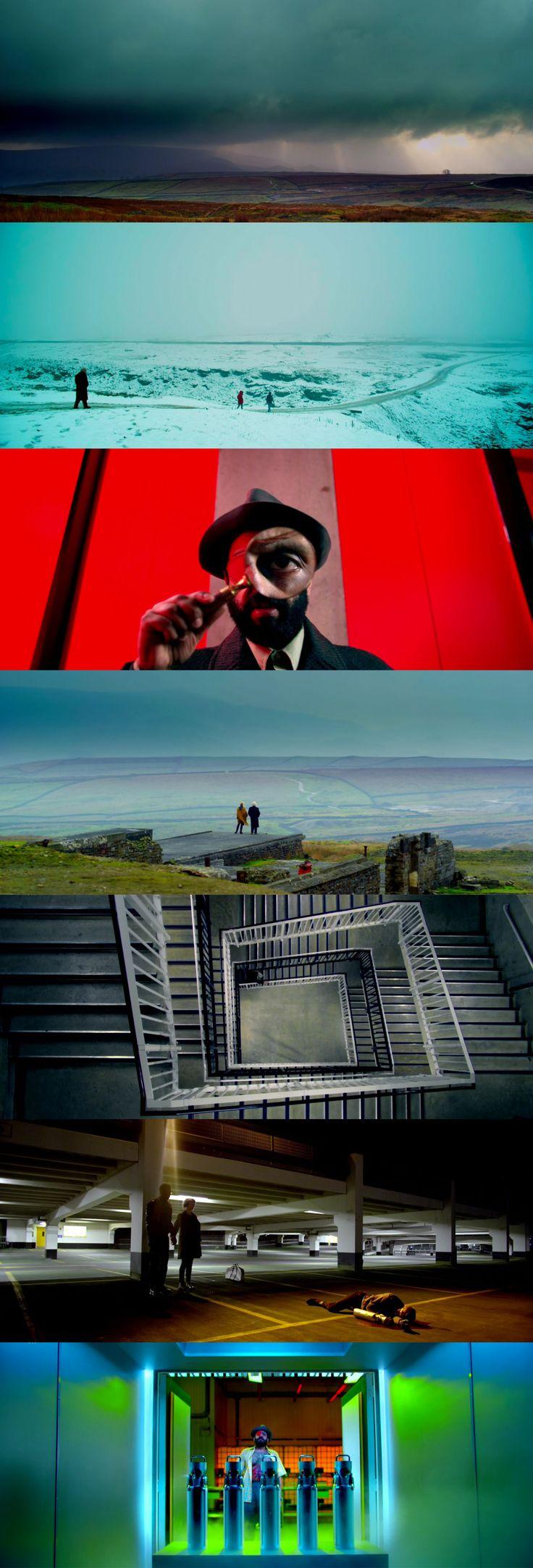 Utopia (TV) S02E05-06 - Cinematography by Ole Bratt Birkeland | Directed by Dennis Kelly