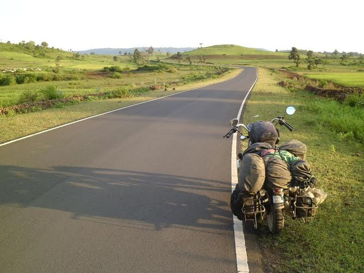 15 Places In India You Absolutely Must Explore On A Motorcycle  12. Ranchi to Jabalpur   This stretch takes two days with a halt in Ambikapur, but thankfully I did it, otherwise I would have never known just how beautiful Chattisgarh is. It was a lovely surprise, especially the part some 80 Kms before Jabalpur. It's the kind of place where movies should be shot in.